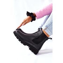 Chelsea Boots Black Nicole 2672