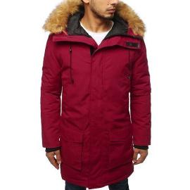 Claret men's winter parka jacket TX3128