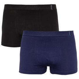 2PACK Pánské boxerky Molvy vícebarevné (KP-070-BEU) XL