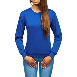 Ležerna ženska dukserica Denley WB11002 - svijetlo plava,