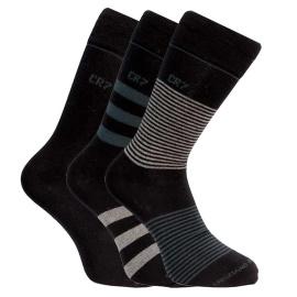3PACK ponožky CR7 vícebarevné (8273-80-112) L