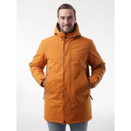 NAKIO pánský zimní kabát žlutá