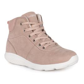 SINUA dámské zimní boty růžová