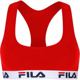 Dámská podprsenka Fila červená (FU6042-118) M