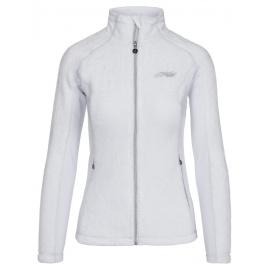 Women's fleece sweatshirt Skathi-w white - Kilpi
