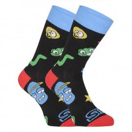 Veselé ponožky Styx vysoké Charakters (H1155) XL