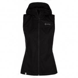 Women's softshell vest Cortina-w black - Kilpi