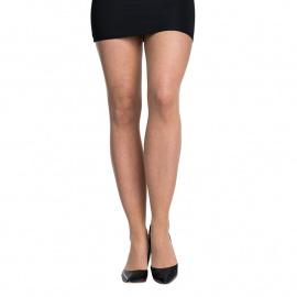 5PACK dámské silonové punčochy Bellinda béžové (290001-0116)