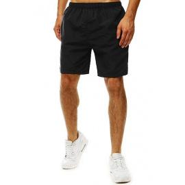 Black men's swimming shorts SX2059
